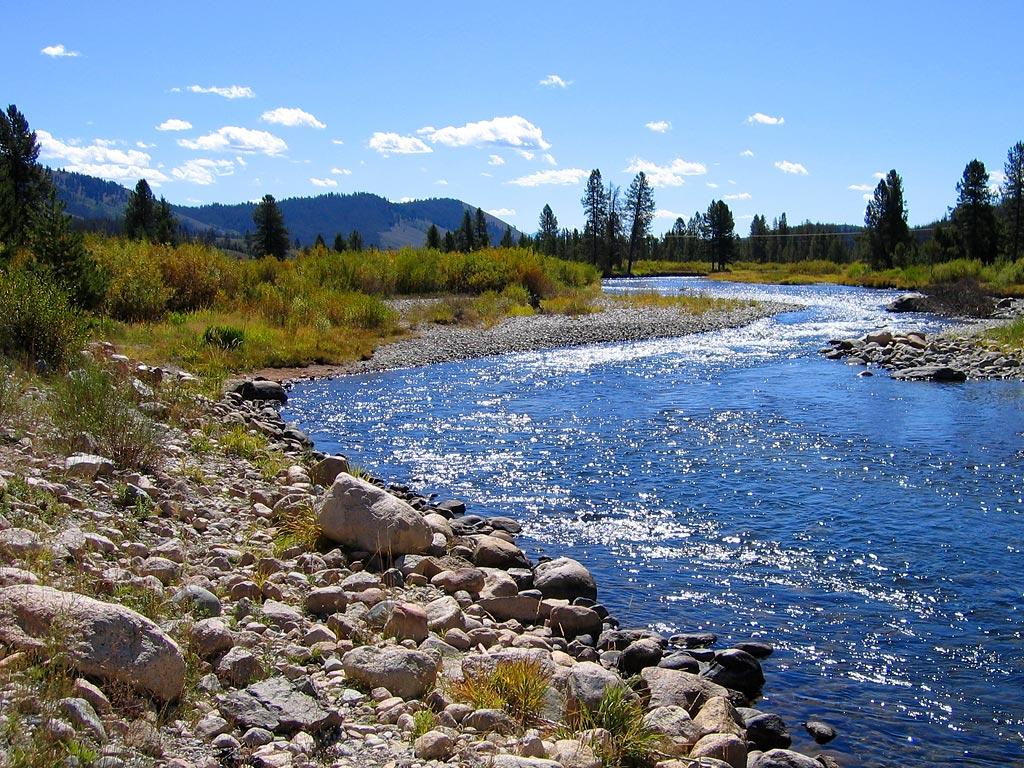 Idaho it ain t just taters arizonarecvee for Fishing in boise idaho